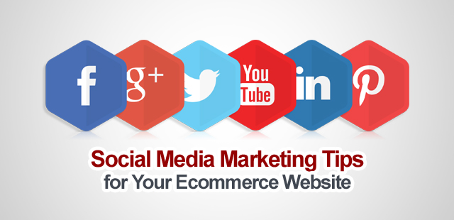 Social Media Marketing Tips for Your Ecommerce Website